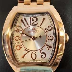 Invicta Stainless Steel Watch IOB